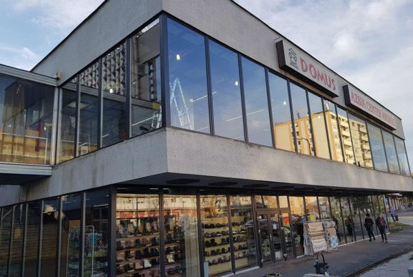 Zalaegerszeg, Domus áruház